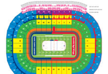 "Michigan Stadium (aka: ""The Big House"" seating chart)"