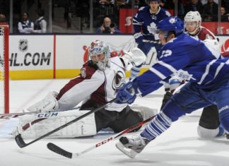 COLORADO AVALANCHE VS. TORONTO MAPLE LEAFS