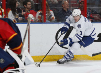 Dion Phaneuf Panthers