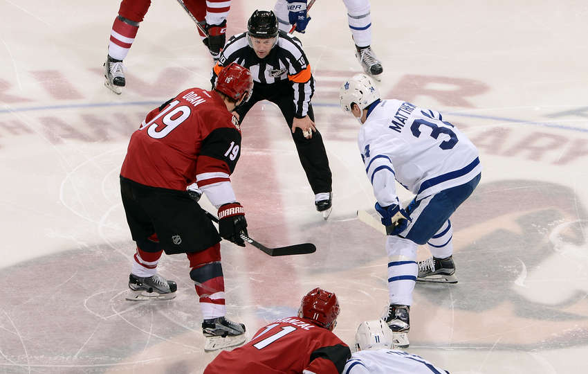 Game  33 Review  Toronto Maple Leafs 4 vs. Arizona Coyotes 1  bab105928