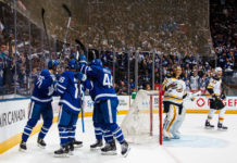 toronto maple leafs boston bruins